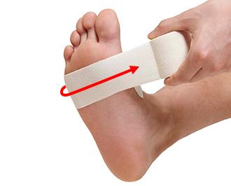 足 の 指 曲げる と 痛い